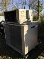 Industrial climate control brand air-conditioning unit 49 x 38 x 49 - working condition When removed BOTTOM UNIT ONLY