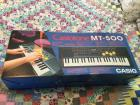 Casio tone MT – 500 keyboard with original box and AC Power Adapter