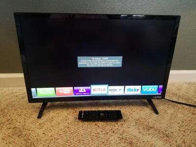 "Vizio 24"" LED Smart TV"