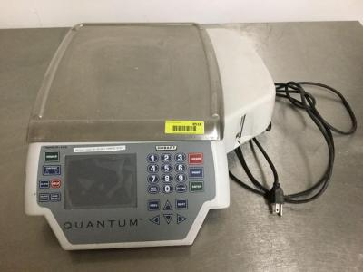 Hobart Quantum electronic scale with built in printer